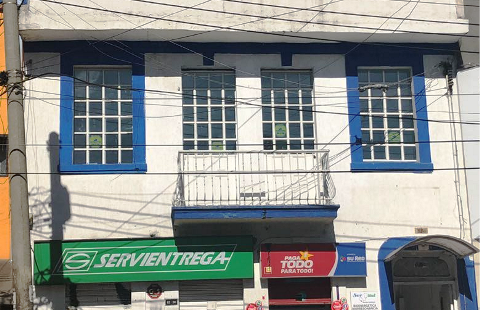 Casa de uso Institucional en Arriendo/Zona Chapinero Central